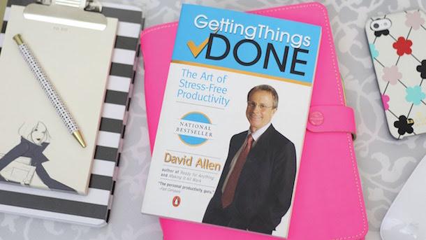 Книга Дэвида Аллена Getting Things Done